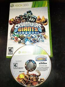 Skylanders Giants (Xbox 360, 2012) *BUY 2 GET 1 FREE +FREE SHIPPING*
