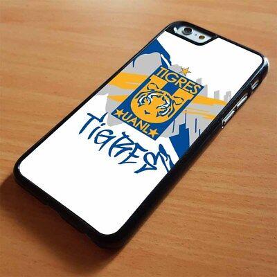 UANL TIGRES CLUB DE FUTBOL iPhone 6//6S 7 8 Plus X//XS XR 11 Pro Max Case Cover
