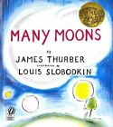 Many Moons 9780156569804 by James Thurber Paperback