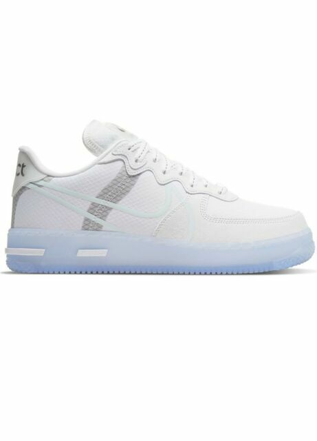Size 14 - Nike Air Force 1 React White 2020 for sale online | eBay