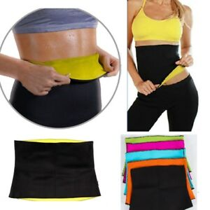 3102c4513a539 Image is loading Womens-Neoprene-Body-Shaper-Slimming-Waist-Trainer-Trimmer-