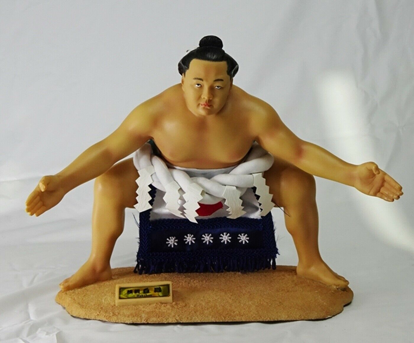 Hakuho Japonaise Sumo Lutteur Yokozuna Champion Rikishi Ryogoku Figure F S du Japon