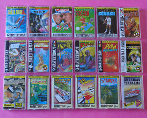 Sinclair-ZX-Spectrum-COLLECTION-of-MASTERTRONIC-GAMES-2-48k-128k