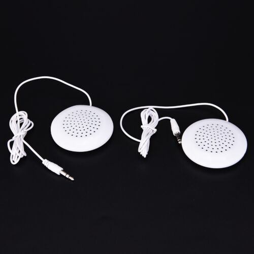 1pcs 3.5mm Pillow Speaker For MP3 MP4 Music Player CD Radio Portable Speaker HU