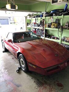 1984 Corvette 4 speed