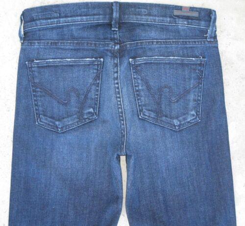 Foncé Of Taille Sz Humanity Bootcut Moyenne Délavé 27 Jeans Citizens Ambre 6Bzfqfw