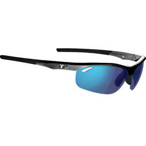 849772db3d Image is loading Tifosi-Veloce-Cycling-Glasses-Gloss-Black -Interchangeable-RRP-
