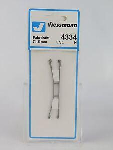 4334-VIESSMANN-ESCALA-N-CATENARIA-N-71-5MM-5U-N-Fahrdraht-71-5-mm-5-St