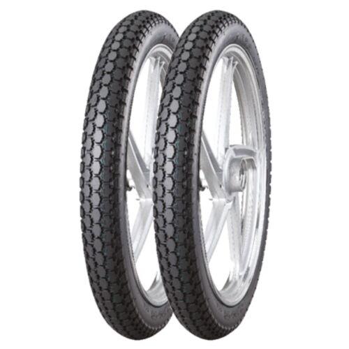 Gilera CBA Anlas NR-27 Tyre Pairs 2.50-16 36L /& 2.50-16 36L