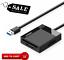 Sd Card Reader Usb 3.0 Card Hub Adapter 5Gbps Read 4 Cards Simultaneously Black