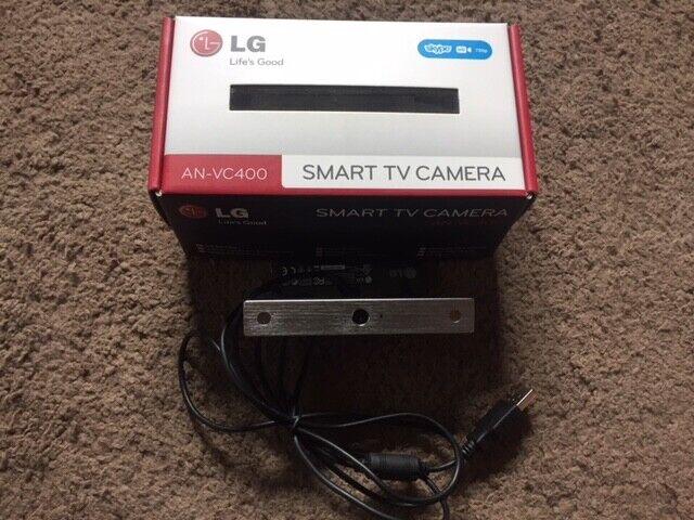 LG AN-VC400 Smart TV Camera - Skype - 720p
