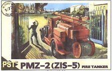 PST 72052 Soviet PMZ-2 (ZiS-5) Fire Tanker 1/72 Scale (FREE SHIPPING)