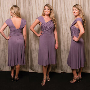 4b84a443854b Image is loading Plenty-Tracy-Reese-L-Anthropologie-Purple-Heather-Jersey-