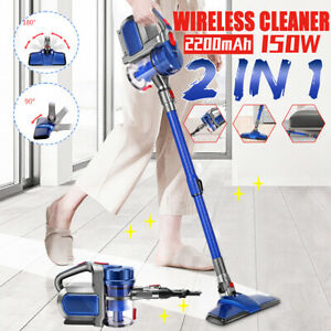8000Pa Car/Home Dual Use Cordless Handheld Stick Wireless Vacuum Cleaner