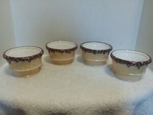 Ice Cream Bowls Oneida Kitchen Ice Cream Bowl Set of Two