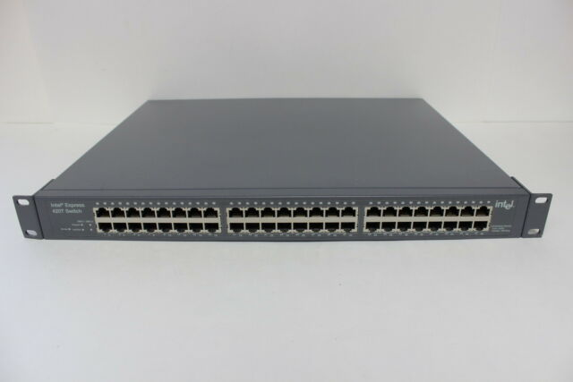 INTEL ES420T48 EXPRESS 420T SWITCH 48 PORT WITH WARRANTY