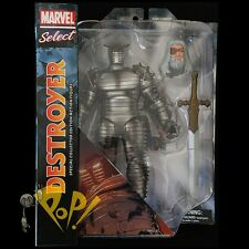 Marvel Select DESTROYER Action Figure THOR Marvel Comics DST!