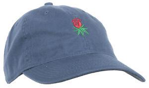 HUF Rosebud Curved Brim Dad Hat Strapback Cap Headwear Lid Skatewear ... c028db6d2283