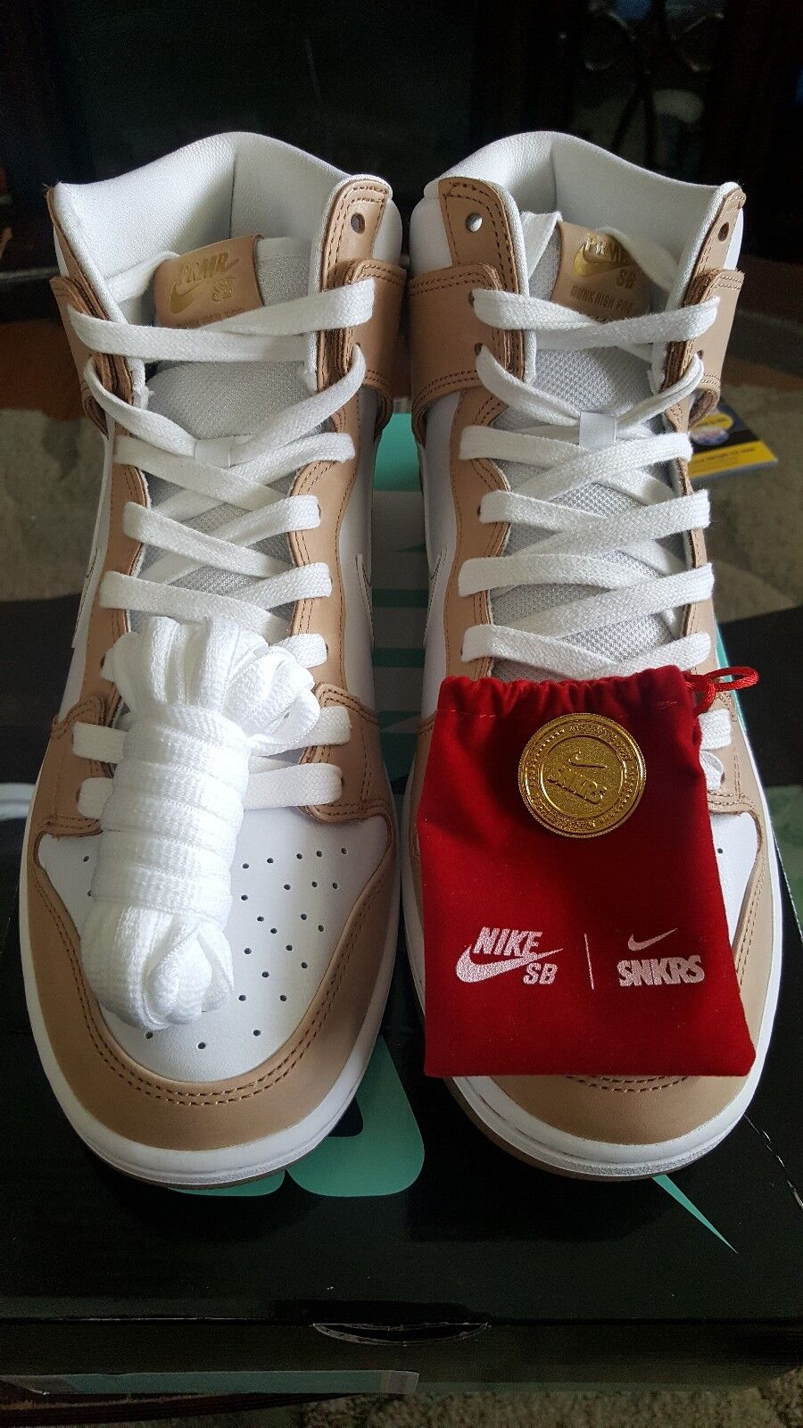 Premier x Nike SB Dunk High Win Some Lose Some Premium Size 11