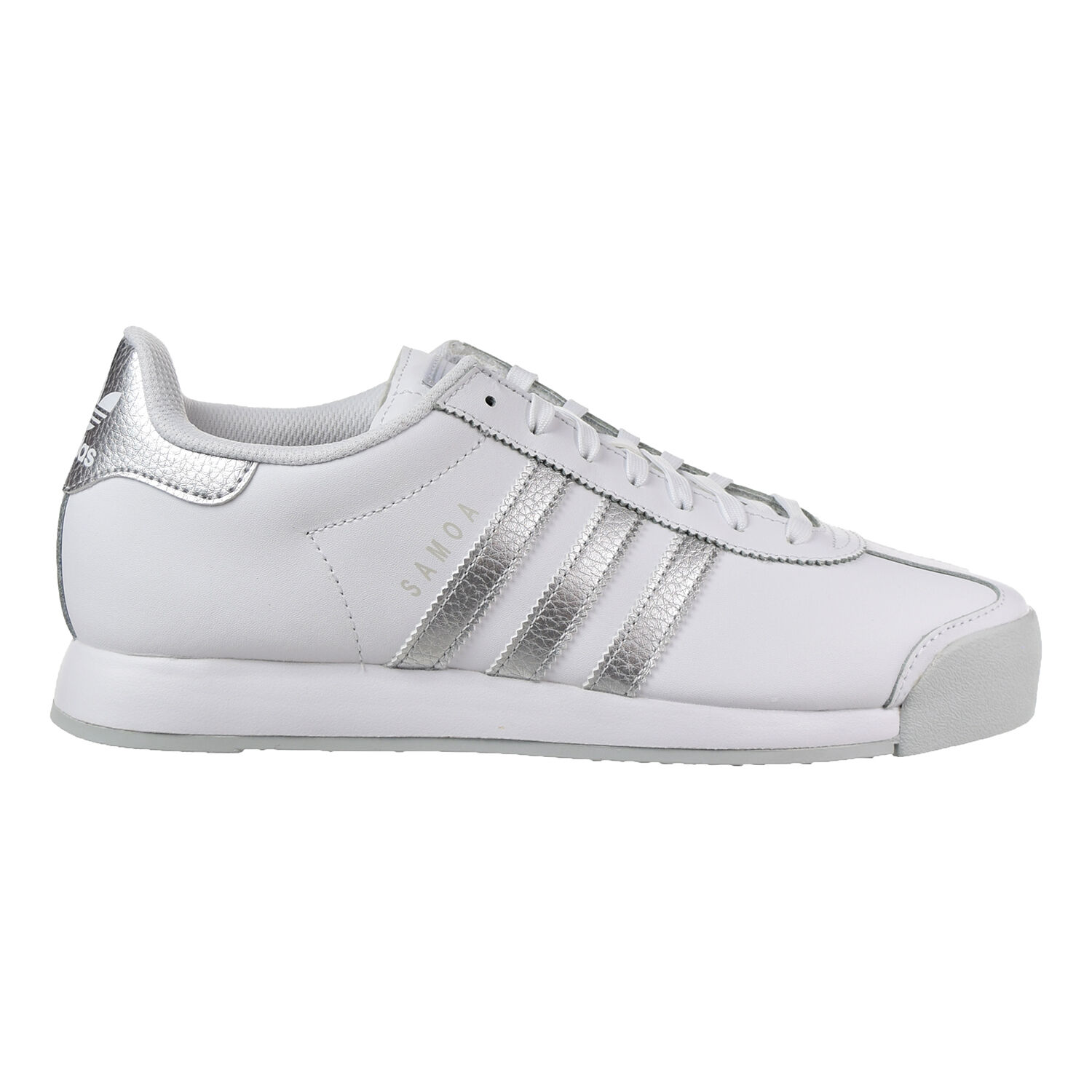 Adidas Samoa Men's Shoes White/Gold Metallic/Grey aq7906