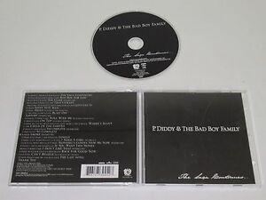P-DIDDY-amp-THE-BAD-BOY-FAMILY-THE-SAGA-CONTINUA-BAD-BOY-78612730452-CD-ALBUM