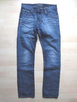 100% QualitäT Scotch Shrunk Jeans Modell Mercer In Größe 14 (164) - Neuwertig