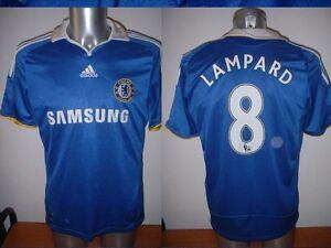 sale retailer bb8e3 947a8 Lampard Chelsea Jersey