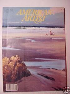 AMERICAN-ARTIST-June-1979-PAUL-STRISIK-MARTIN-KATON