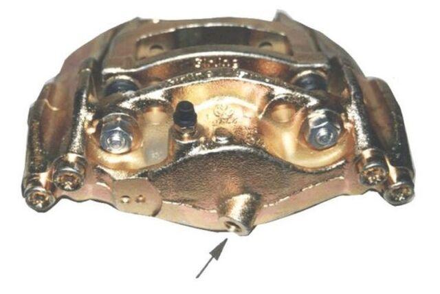 Bremssattel Bremszange Brake Caliper Links, Vorne, vor der Achse 1794