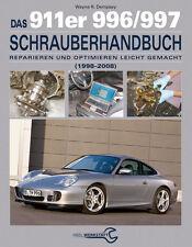 PORSCHE 911 996/997 SCHRAUBERHANDBUCH MANUALE RIPARAZIONE RIPARAZIONE TUNE