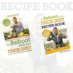 Reboot With Joe Recipe Book