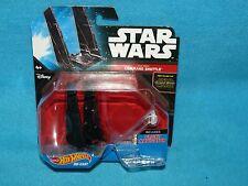 Hot Wheels Star Wars Kylo Rens Command Shuttle Vehicle Disney
