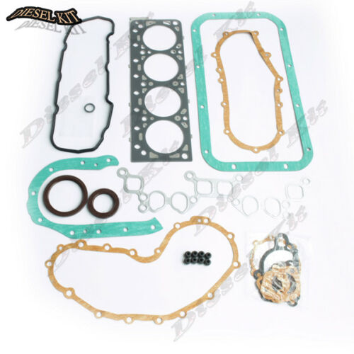 Engine Gasket Kit For Nissan K21 K25 Gasoline LPG TCM CAT Forklift 10101-FY52K