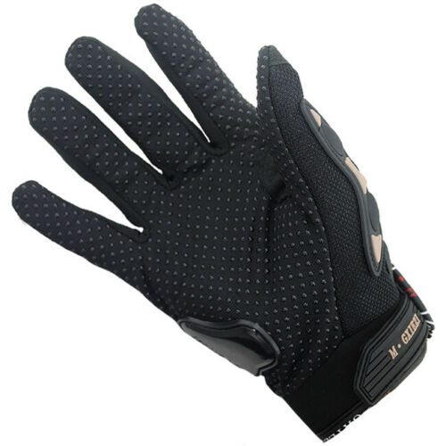 Outdoor 3 Colors Cycling Anti-slip Gloves Full Finger Mountain Bike Motorcycle