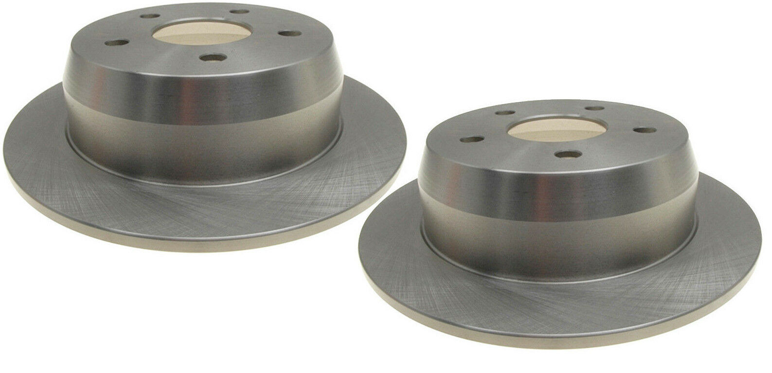 Pair D7381 EBC Standard Brake Discs for JEEP Patriot Standards