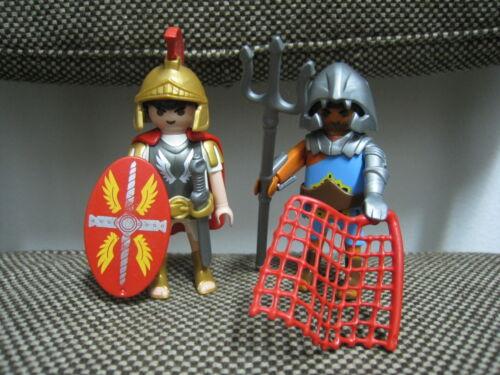 Roma Oficial Romano y Gladiador Circo - Playmobil Blister 5817 COMPLETO