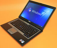 Cheap Dell Windows 7 Laptop Core 2 Duo 1.8Ghz 2GB 2.0GB DVD Win WIFI + Office