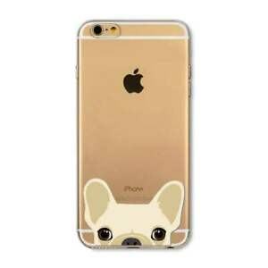 COQUE iPHONE 5 5S SE LE CHIEN KING CHARLES SILICONE SOUPLE (TPU)