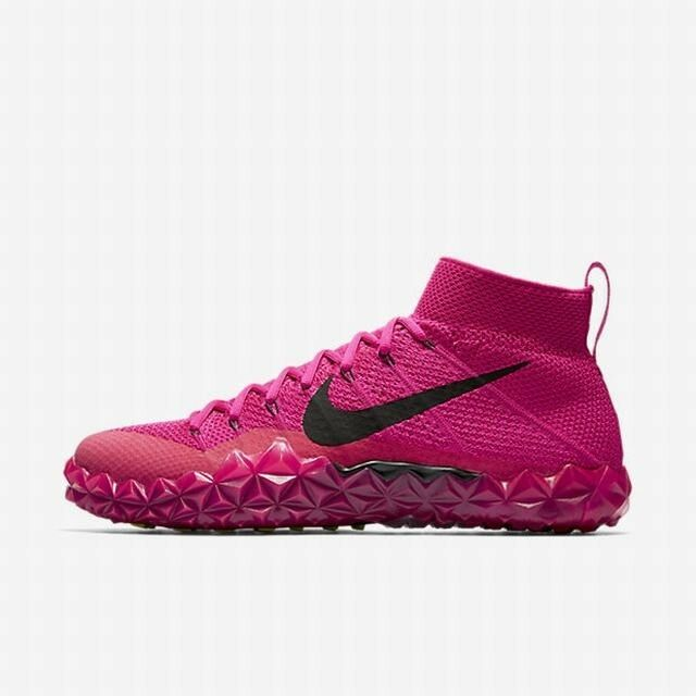 Nike MEN'S Alpha Sensory Turf BCA BREAST CANCER AWARENESS SIZE 11.5 BRAND NEW Wild casual shoes