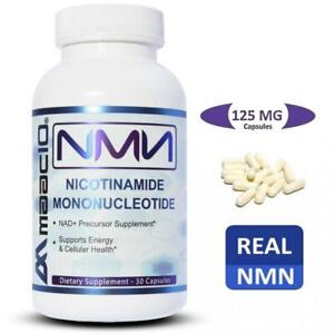 MAAC10-125mg-NMN-Nicotinamide-Mononucleotide-Supplement-Direct-NAD