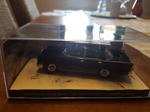007 James Bond Modell 1:43 Mercedes Benz 220S On Her Majesty's Secret Service - Deutschland - 007 James Bond Modell 1:43 Mercedes Benz 220S On Her Majesty's Secret Service - Deutschland
