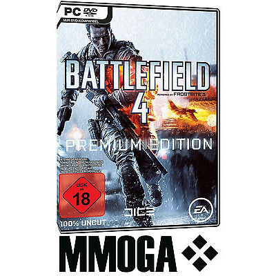 Battlefield 4 - Premium Edition Key - BF4 Origin - [PC] [DE] [NEU] Key + Addons