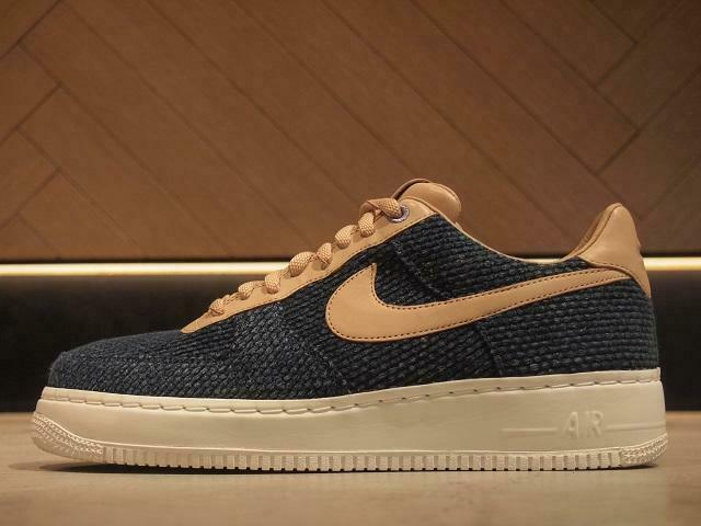 NIKE AIR FORCE 1 LOW AIZOME ID SNEAKERS US 8 26.0cm ONLY HARAJUKU 50 VERY RARE