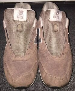 Details about Vintage New Balance 594 Brown Grey Size 12