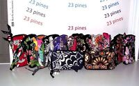 Vera Bradley All In One Wristlet Choice Of Retired Patterns All