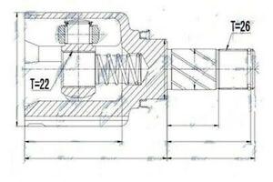 Raccordement-Arbre-Interieur-Gauche-pour-Dacia-Dokker-12-gt-Lodgy-12-gt