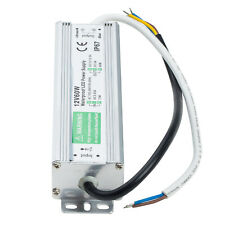 Ac Dc 12v 5a Transformer Power Supply Adapter Led Driver Ip67 Waterproof 60w Us