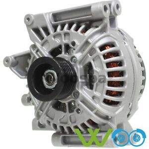 Lichtmaschine-200-A-12V-Mercedes-E-200-220-270-T-CDI-2685ccm-W211-S211-Neuteil