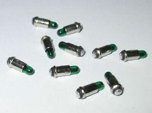rot 10 Stück  NEU Micro-Lämpchen 2,8x4mm