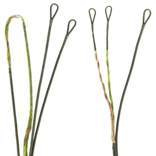 Firststring Premium String Kit Vert//Marron Mathews reezen
